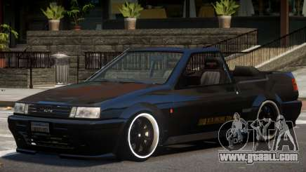 Karin Futo Cabrio for GTA 4