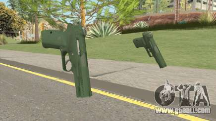 Bren Ten (Green) for GTA San Andreas