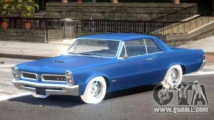 1962 Pontiac GTO for GTA 4
