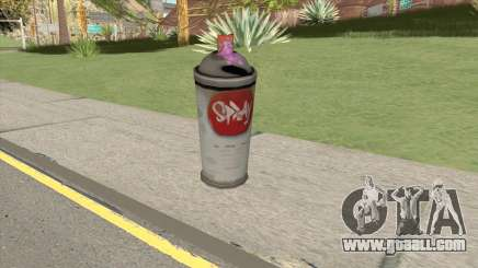 Spray Can (Fortnite) for GTA San Andreas