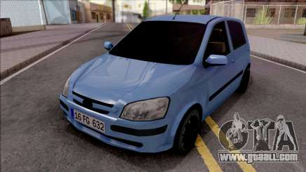 Hyundai Getz Sound Car for GTA San Andreas