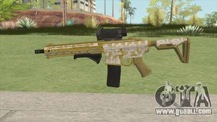 Carbine Rifle GTA V (Pixeled) for GTA San Andreas