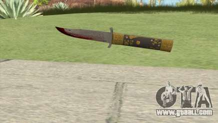 Edinburgh Switchblade (VIP) V2 GTA V for GTA San Andreas