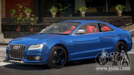 Audi S5 Tuned V1.1 for GTA 4