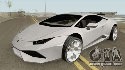 Lamborghini Huracan LP610-4 (SA Style) 2014 for GTA San Andreas
