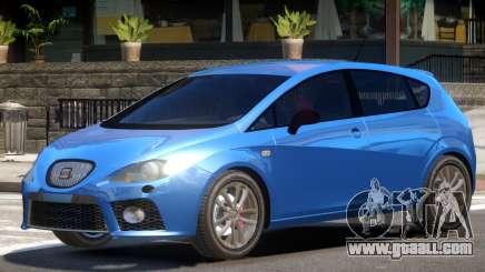 Seat Leon V1.1 for GTA 4