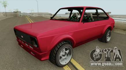 Vapid Retinue MK II GTA V for GTA San Andreas