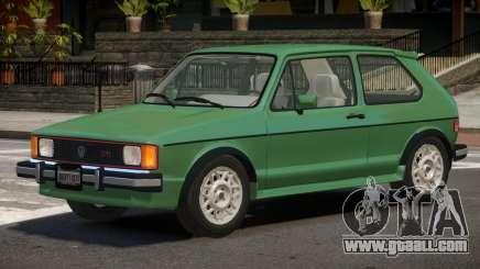 1986 Volkswagen Rabbit for GTA 4
