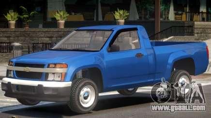 Chevrolet Colorado Y05 for GTA 4