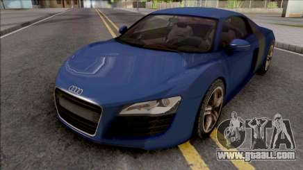 Audi R8 4.2 FSI Quattro for GTA San Andreas