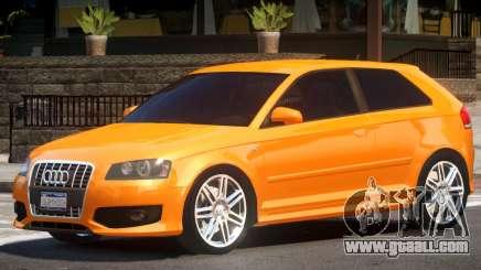 Audi S3 Y06 V1.2 for GTA 4