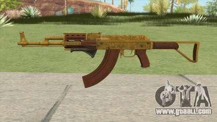 Assault Rifle GTA V Grip (Extended Clip) for GTA San Andreas
