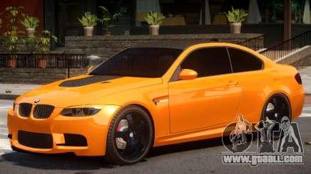BMW M3 E92 V1.0 for GTA 4