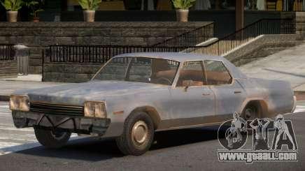 1974 Dodge Monaco (Rusty) for GTA 4