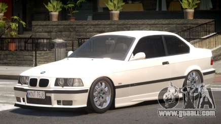 BMW M3 E36 GT for GTA 4