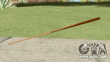 Pool Cue GTA IV for GTA San Andreas