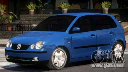 Volkswagen Polo Y5 for GTA 4