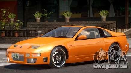 Nissan 300ZX V1.0 for GTA 4