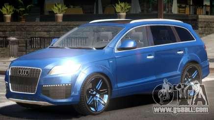 Audi Q7 V12 TDI QS for GTA 4