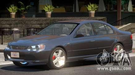 Ford Falcon V1.1 for GTA 4