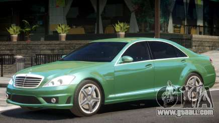 Mercedes S65 V1.2 for GTA 4