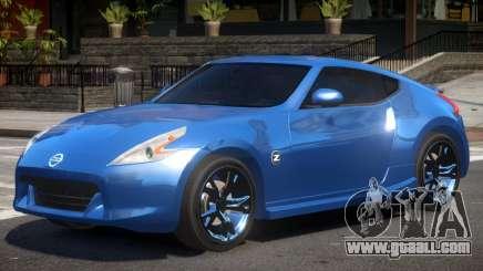 Nissan 370Z SS for GTA 4