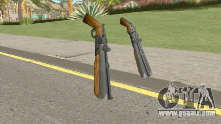 Double Barrel (Fortnite) for GTA San Andreas
