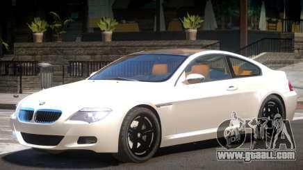 BMW M6 Y12 for GTA 4