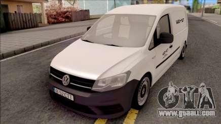Volkswagen Caddy Hayat TV for GTA San Andreas