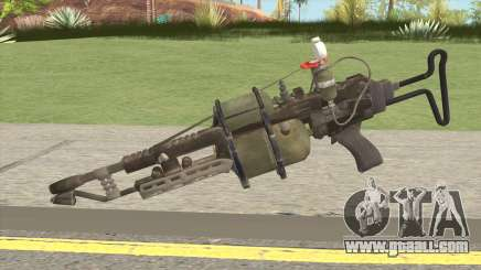 Flamethrower (RE2 Remake) for GTA San Andreas