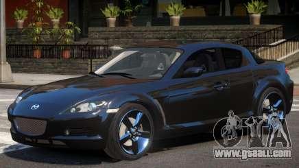 Mazda RX8 V1.0 for GTA 4