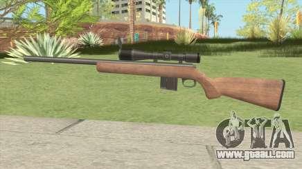 Sniper Rifle GTA IV for GTA San Andreas