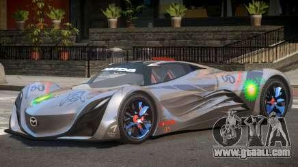 Mazda Furai V1.2 for GTA 4