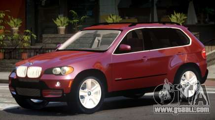 BMW X5 E70 Stock for GTA 4