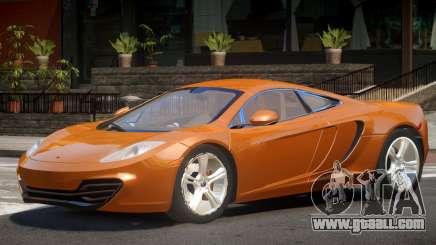 McLaren MP4 V1.0 for GTA 4