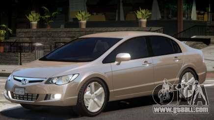 Honda Civic Y06 for GTA 4
