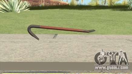 Crowbar GTA V HQ for GTA San Andreas