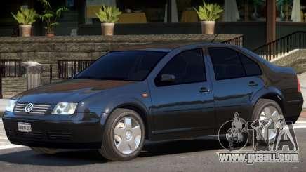 Volkswagen Bora V1.0 for GTA 4