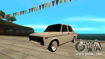 VAZ-2106 V1 for GTA San Andreas