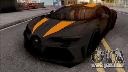 Bugatti Chiron Super Sport 300 2020 for GTA San Andreas