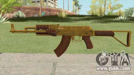 Shrewsbury Assault Rifle GTA V (Default Clip) for GTA San Andreas