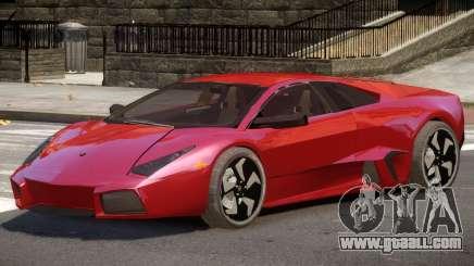 Lamborghini Reventon ST for GTA 4