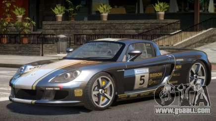 Porsche Carrera GT V1.1 PJ1 for GTA 4