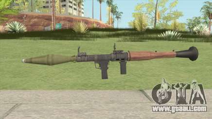 RPG-7 High Quality for GTA San Andreas