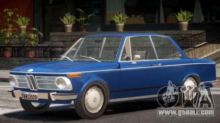 BMW 2002 for GTA 4
