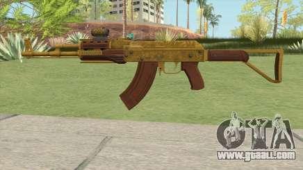 Assault Rifle GTA V Scope (Default Clip) for GTA San Andreas