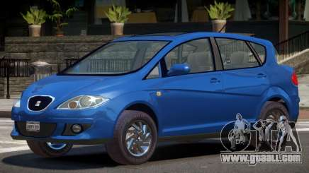 Seat Toledo V1 for GTA 4