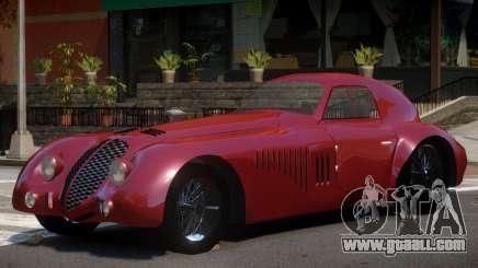 1938 Alfa Romeo 2900B for GTA 4