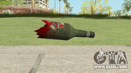 Broken Stronzo Bottle V3 GTA V for GTA San Andreas