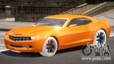 Chevrolet Camaro SS Sport for GTA 4